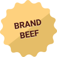 BRAND BEEF