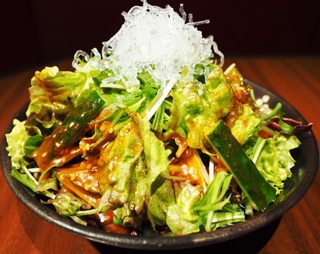 Korean salad